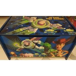 Limnaios μπαούλο ξύλινο Toy story  ΔΙΑΚΟΣΜΗΣΗ ΔΩΜΑΤΙΟΥ