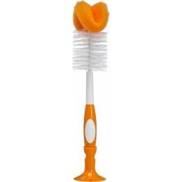 Βούρτσα καθαρισμού μπιμπερό πορτοκαλί  DrBrown  ΜΠΙΜΠΕΡΟ