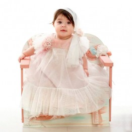 Bellissimo φόρεμα με πεταλούδες  ΡΟΥΧΑ