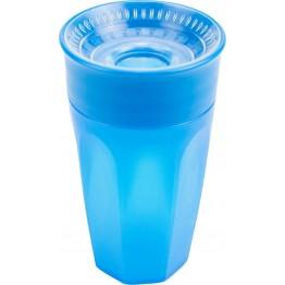 Dr Brown's Κύπελλο με καπάκι Cheers 360,Σιέλ 300ml 9m+ ΕΚΠΑΙΔΕΥΤΙΚΑ ΚΥΠΕΛΛΑ