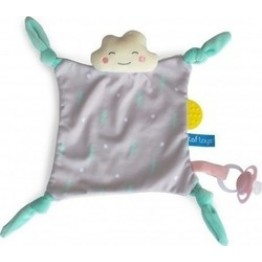 taf toys  Cheerful cloud blankie ΠΑΙΧΝΙΔΙΑ 0-6 ΜΗΝΩΝ